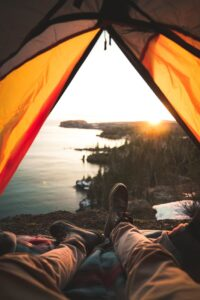 Camping Activities When The Weather Is Bad