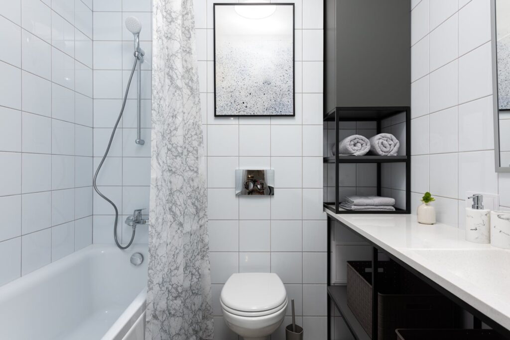 Bathroom cleaning tips and ideas