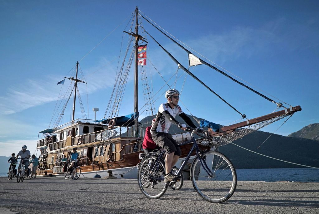 Greece - Ionian Island hopping guide