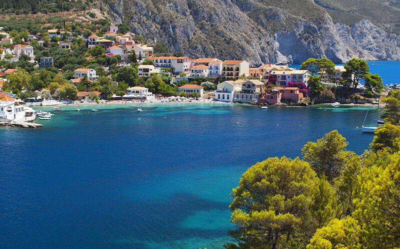 Ionian Island hopping guide