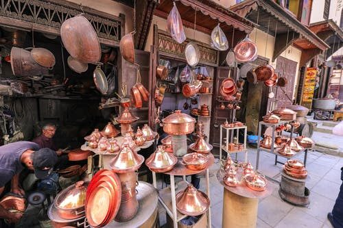 Istanbul's Bazaars