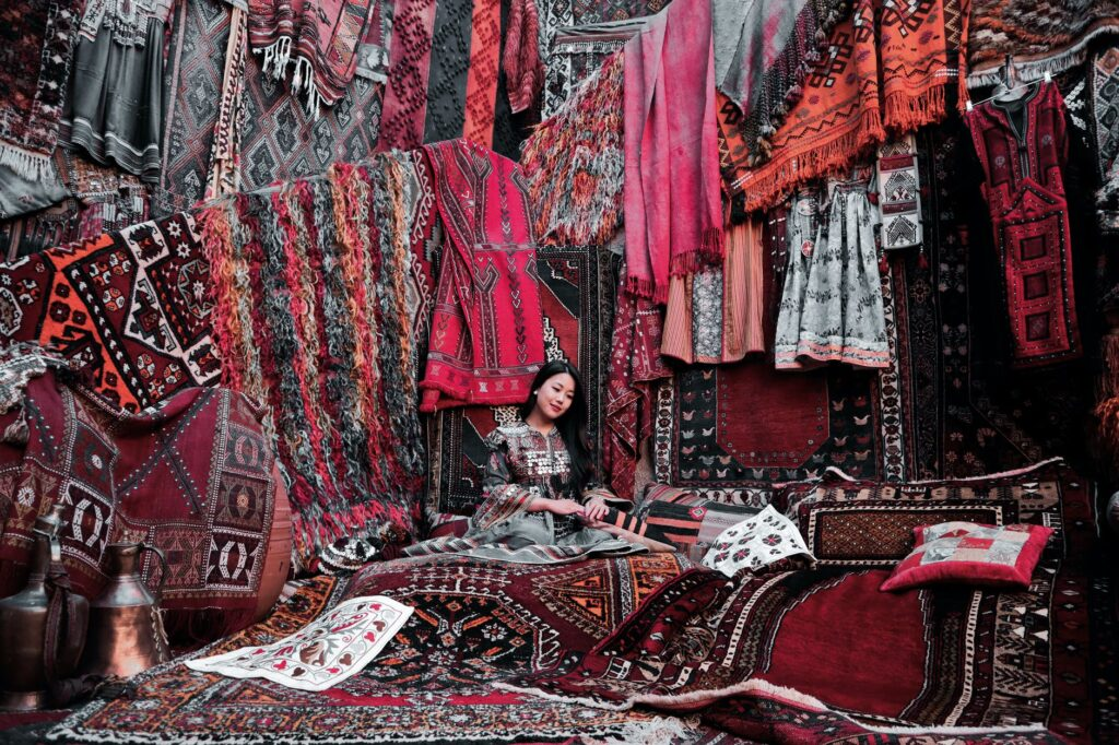 Shopping in Istanbul's Bazaars