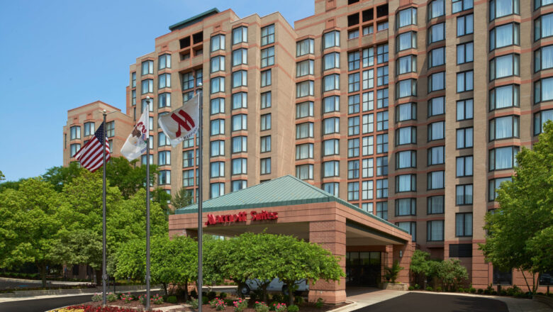 Top hotels near Chicago O'Hare in Rosemont IL