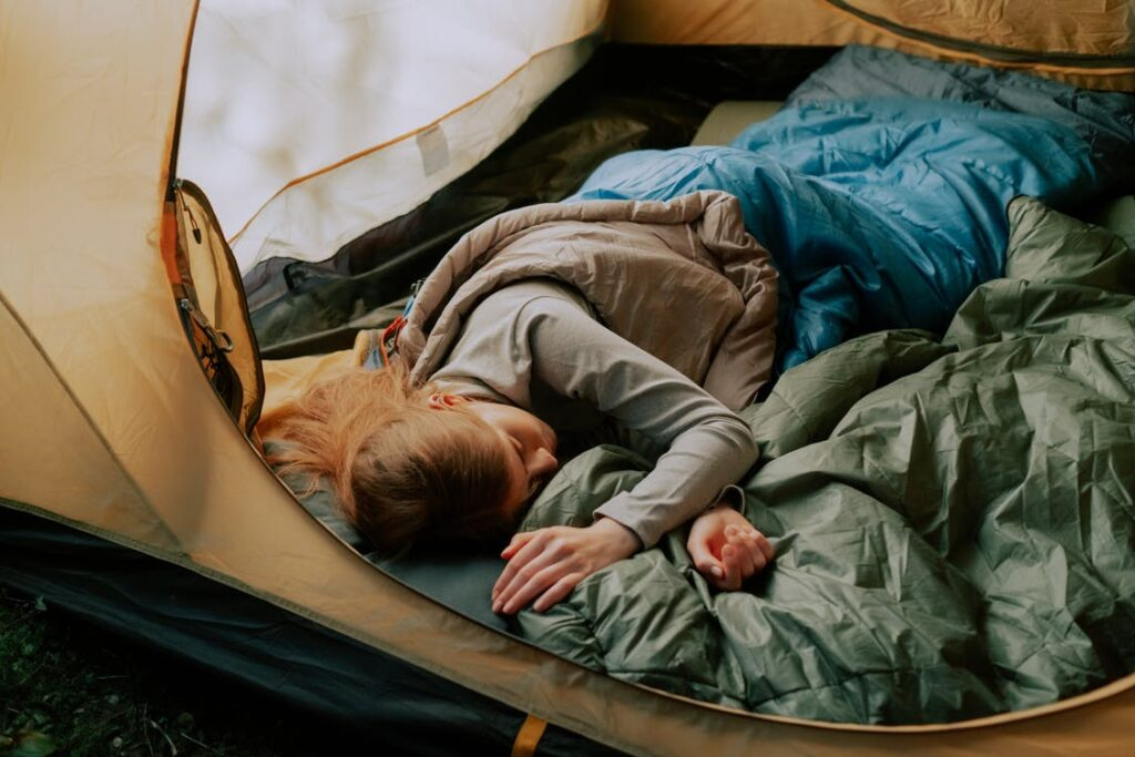 Things to bring on family camping trip with children