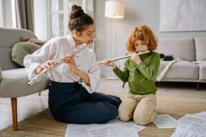 Sounds Good: Building Confidence With Music