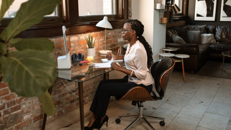 How to work at home and be your own boss