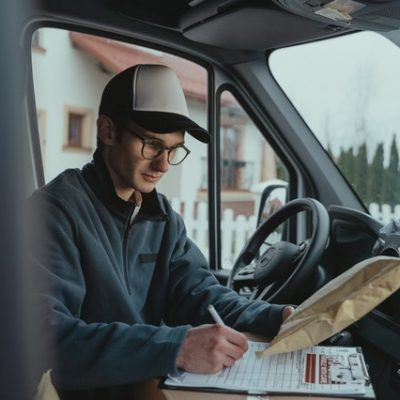 What To Know About Work As A Delivery Driver