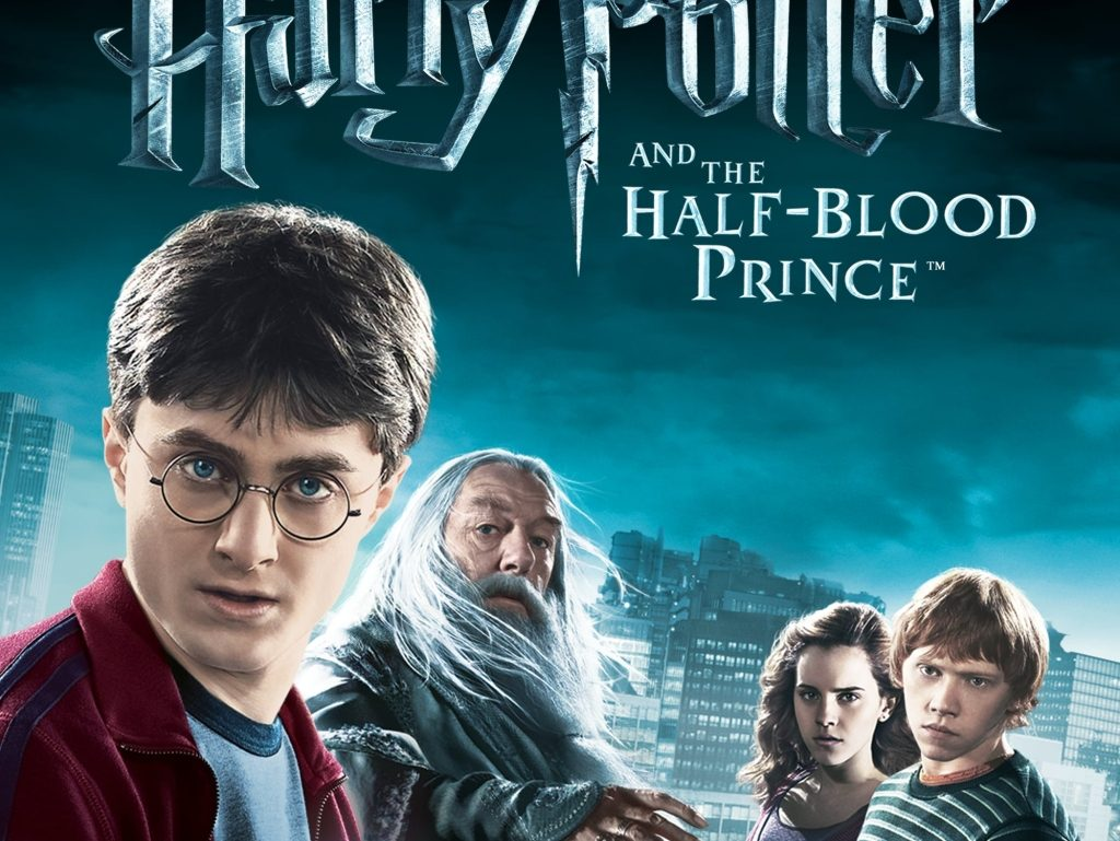 Harry Potter and the bloodless prince