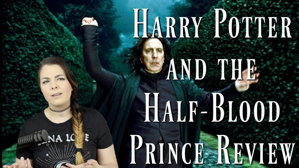 Harry Potter and the bloodless prince review